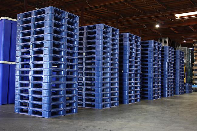 Distributor Pallet Plastik Cibitung